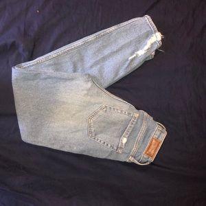 Hollister Mom Jeans